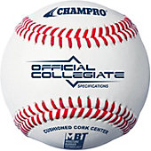 Champro Collegiate Spec NCAA Baseball (Dozen)