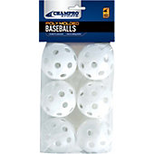 "Champro 9"" Plastic Ball - (6 Pack)"
