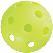 Champro 9in Plastic Ball, Optic Yellow