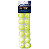 Champro Golf Ball Size Poly Balls - (Dozen)