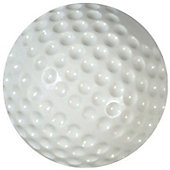 Champro White Dimple Molded Baseball (Dozen)