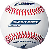 Champro Tee Ball Safe-T-Soft Baseball (Dozen)