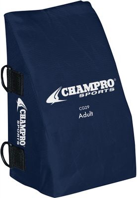 Champro Youth Catchers Knee Support CMPCG28NAV