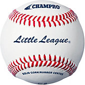 Champro Little League Approved Baseball (Dozen)