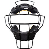 Champro Umpire Mask with Leather Pads