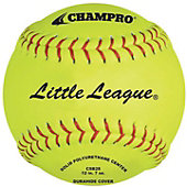 "Champro 12"" Little League .47 Cor Fastpitch Softball (Dozen)"