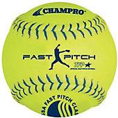 "Champro 11"" USSSA .47 Cor Fastpitch Softball (Dozen)"