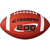 Champro 200 Pee Wee Rubber Football