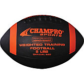 Champro 2 LB Weighted Intermediate Football