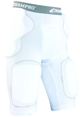 Champro Adult Kick Off Dri-Gear 6 Pocket Girdle