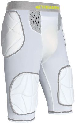 Champro Youth Uni-Fit Girdle with Pads CMPFPGU5YSILM