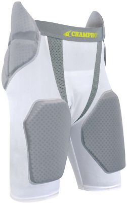 Champro Youth Tri-Flex Integrated 5 Pad Girdle
