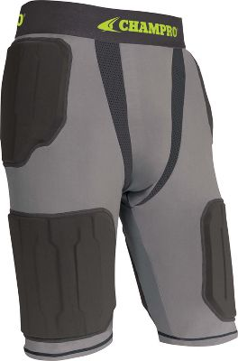 Champro Adult Bionic Compression Short CMPFPGU8GRY4XL