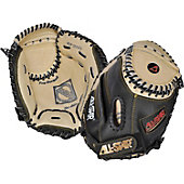 "All-Star Fastpitch 33.5"" Softball Catcher's Mitt"