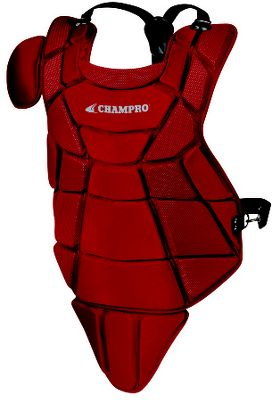 Champro Contour-Fit Premium Lightweight Youth Chest Protector CP03SCA