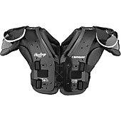 Rawlings Adult Combat TE/RB Football Shoulder Pad
