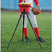 Heater Sports Crusher Pitching Machine w/Poly Balls