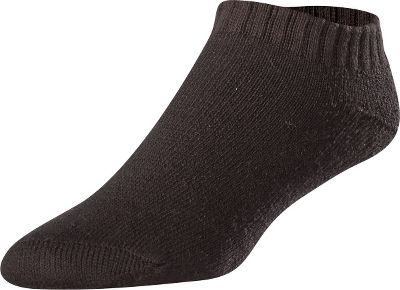 Twin City Chase Cotton Roll Socks CRCBLKL