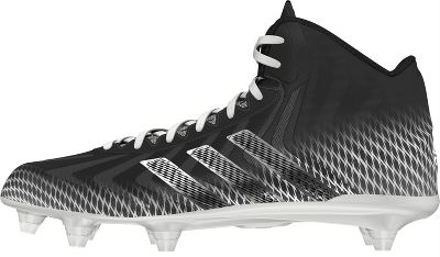 pretty nice 04fe0 1ca19 ... Black  UPC 887383499610 product image for Adidas Men s Crazyquick Mid D  Molded Football Cleats   upcitemdb.