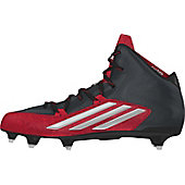 Adidas Adult Crazyquick 2.0 Mid Detach Football Cleats