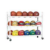 Champion Sports Heavy Duty 30-Ball Cart