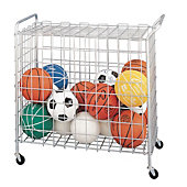 Champion Sports BCX Portable Steel Ball Locker