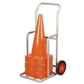 Champion Sports CC224 Heavy-Duty Cone Cart