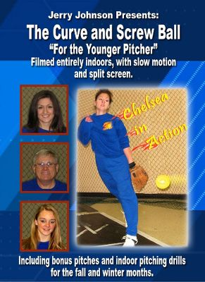 Curve & Screwball Pitch Training DVD CSDVD