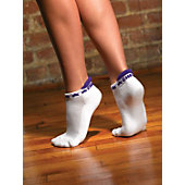 Alleson Athletic Microfiber Tab Cheer Sock