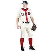 Rawlings Adult 2-Piece Placket Custom Baseball Jersey