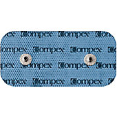 """Compex 2"""" x 4"""" Replacement Electrodes (Pack of 2)"""