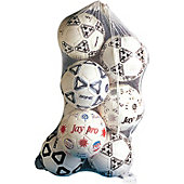 Jaypro Mesh Soccer Ball Bag