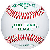 Diamond Sports Collegiate League Low-Seam Baseball (Dozen)