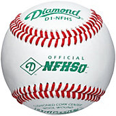Diamond D1-NFHS Raised Seam High School Baseball (Dozen)