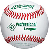 Diamond D1-PRO Raised Seam Professional Baseball (Dozen)