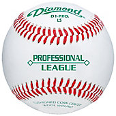 Diamond Sports Professional League Low-Seam Baseball (Dozen)