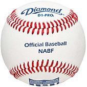Diamond D1-PRO Official NABF Baseballs (Dozen)