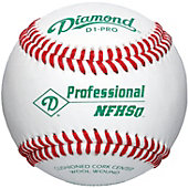 Diamond D1-PRO NFHS Raised Seam High School Baseball (Dozen)