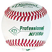 Diamond D1 Pro NFHS Texas Stamped Baseball (Dozen)