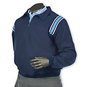Dalco Umpire Jacket with Light Blue Shoulder Insert