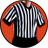 Dalco Micro Mesh V-Neck w/Panels Official's Shirt