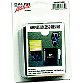 "Dalco Umpire Accessories Kit with 10"" Bag"