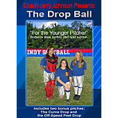 The Drop Ball Pitch Training DVD