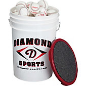 Diamond Sports Empty Ball Bucket