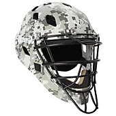 Diamond Edge iX5 Camo Catcher's Helmet