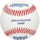 Diamond DHS Official NABF Baseballs (Dozen)