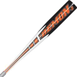 Mattingly 2012 Demon -3 Adult Baseball Bat