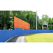 Fisher Deluxe Mesh Wind Screen (Per Sq Ft)