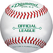 "Diamond Sports 8.5"" Junior Baseballs (Dozen)"