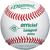 Diamond Official League NFHS Baseball (Dozen)
